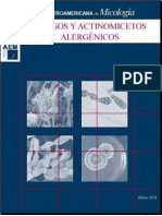 Hongos y actinomicetos alergénicos - Revista Iberoamericana de Micología  - 2002