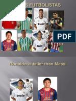Los Futbolistas Eduardo