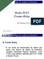 Apoio Frame Relay