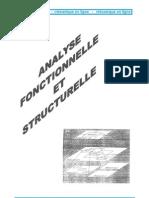 Analyse Fonctionnelle Et Structurelle