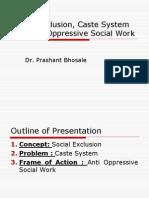 Social Exclusion Presentation