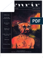 Fenrir Journal of Satanism and the Sinister Vol 5 Iss 2