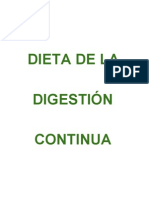Dieta de la Digestión Continua (5)