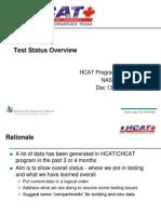 2-Legg Test Status Overview