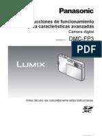 Camara Panasonic Dmc-fp3