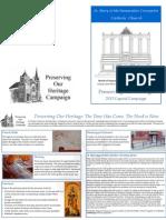 Brochure - St Mary Rushville
