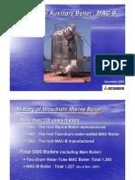 Auxilary Boiler