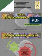 TEMA 4 Cocos Gram Positivo Aerobios 2012