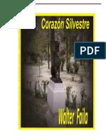 CORAZÓN SILVESTRE (POEMAS DE WALTER FAILA)