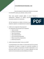 Cuestionario (administracion)