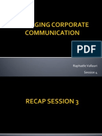 Managing Corporate Communication s4