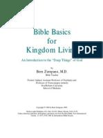 Bible Basics for Kingdom Living