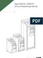 Soft Starter ABB (PSE250-600)