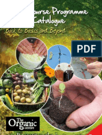 Organic Centre Leitrim Course Prog & See Catalogue 2013