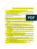 bibliografia mestrado texto 2010