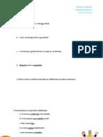 Revisões - 6º ano (análise sintática e morfológica) 2