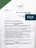 Interrogazione del Cons. Burgio e risposta AC - Costi/Ricavi TARSU - Comune di Sommatino