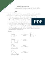 Sistemas Lineales e Invariantes en El Tiempo
