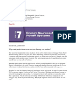 chapter 7 energy sources  power systems