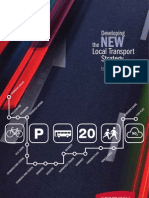 Local Transport Strategy - Issues Report