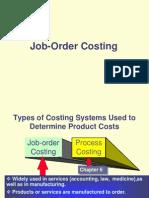 Ch 05 Job Costing