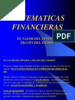 Tema 4 - Matematicas Financieras