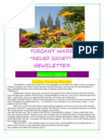 March 2013 RS Newsletter