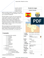 Aragua (Estado) - Wikipedia, La Enciclopedia Libre