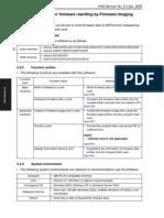 Firmware Writing konica-minolta
