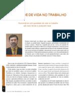 (2) Antonio Lazaro Conte - Qualidade de Vida No Trabalho