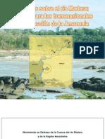 Represas del río Madera