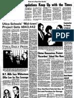 Utica NY Daily Press 1966 - 7518