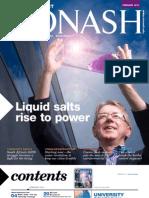 Monash Magazine, Edition 3 (Feb 2013)
