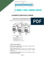 Burgoseletronica - Conserto Em Fonte Comum