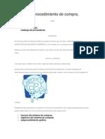 Manual de Procedimiento de Compra