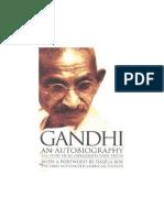 Autobiography of M[1].K. Gandhi
