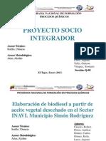 Diapositivas Proyecto Presentacion Final Febrero 2013