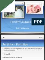 Fertility Counselling