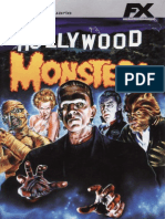 Hollywood Monsters Manual Esp