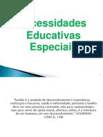 Necessidades Educativas Especiais (1)