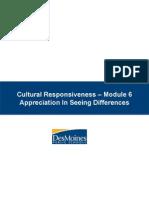 cultural responsiveness 6