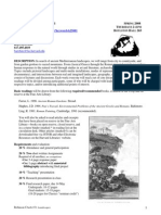 Landscapes Syllabus 1-31-08