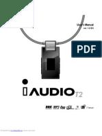 Cowon iAudio T2 User's Manual