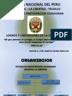 Exposicion Congreso en Chiclayo
