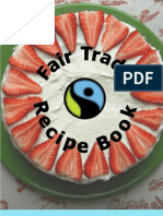 KGV Fairtrade Fortnight Dessert Recipes