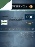 Pronostico Financiero - diapositivas