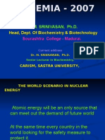 Modern atomic nuclear reactor, Alternative fuel, India nuclear programme 2020