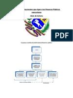 Normas constitucionales que rigen a las Finanzas Públicas venezolanas