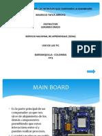 Mauricio Tafur Arroyo Guia de Modulos Componentes