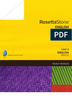 English (American) Level 2 - Student Workbook